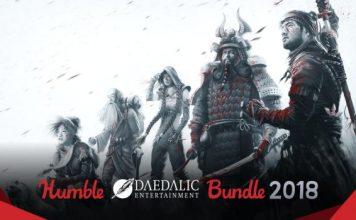 The Humble Daedalic Bundle 2018
