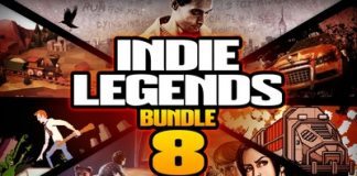 Fanatical Indie Legends 8 Bundle
