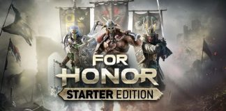 Get a free copy of For Honor Starter Edition