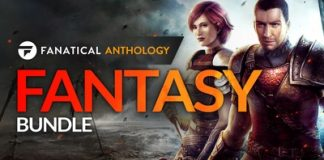 Fanatical Anthology Fantasy Bundle