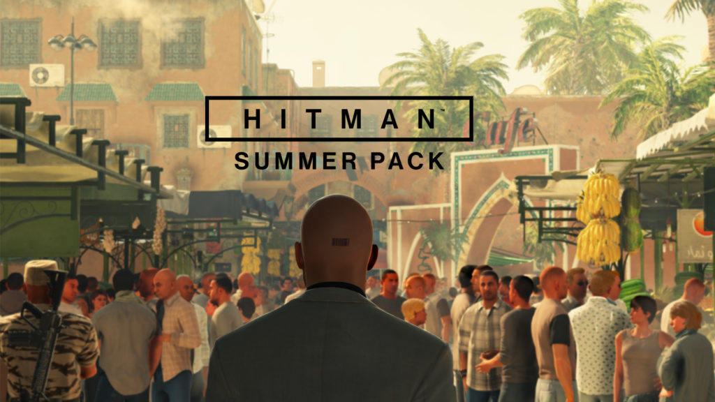 Hitman Summer Pack is now (temporarily) FREE on PC, PS4 and