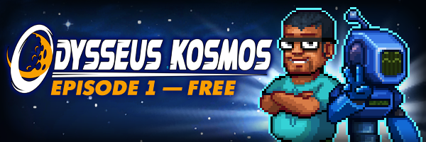 Free Steam Key: Odysseus Kosmos and his Robot Quest - Episode 1