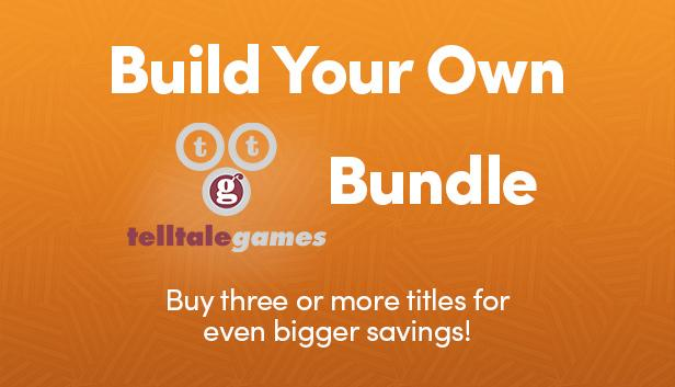 The Humble Telltale Games Build-Your-Own-Bundle