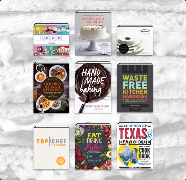 TheHumble Book Bundle: Cookbooks