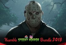 The Humble Spooky Horror Bundle 2018