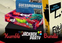 The Humble Jackbox Party Bundle