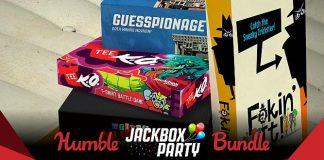 The Humble Jackbox Party Bundle