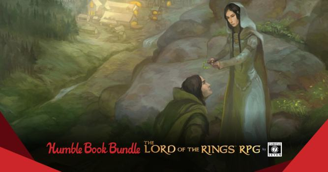 The Humble RPG Bundle: The Lord of the Rings