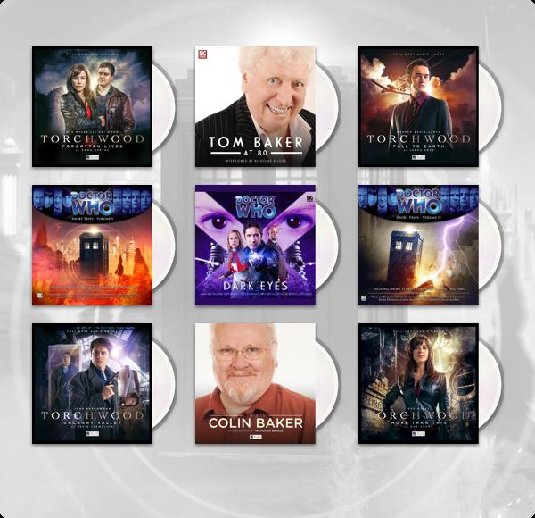 The Humble Audiobook Bundle: More Torchwood & Doctor Who