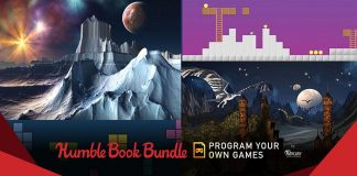 The Humble Book Bundle: Program Your Own Games