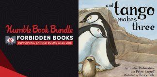 The Humble Book Bundle: Forbidden Books