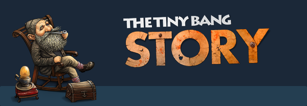 Free Steam Key: The Tiny Bang Story