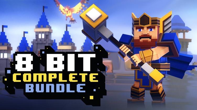 Fanatical 8-Bit Complete Bundle