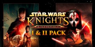 Fanatical Star Wars: Knights of the Old Republic I & II Pack