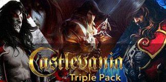GMG Castlevania Triple Pack