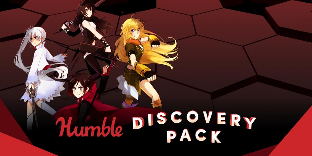 Humble Discovery Pack Steam Bundle