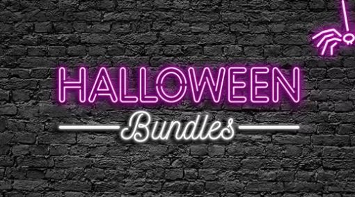 GMG Halloween Bundles