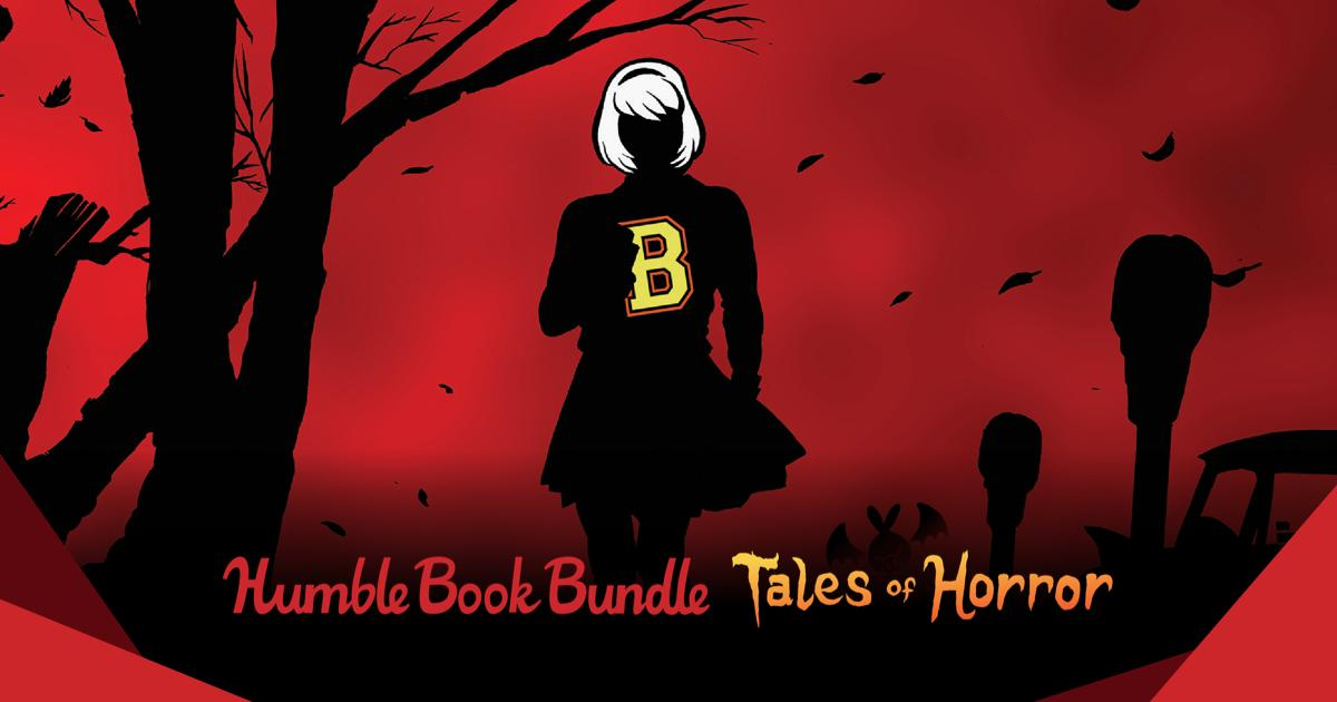 The Humble Book Bundle: Tales of Horror