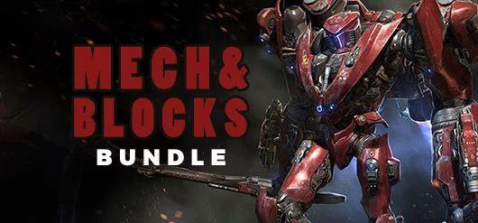 Indie Gala Mech & Blocks Bundle