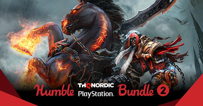 The Humble THQ Nordic PlayStation Bundle 2