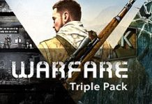 GMG Warfare Triple Pack