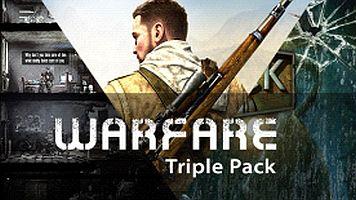 GMG Warfare Triple Pack