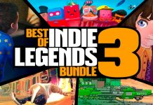 Fanatical Best of Indie Legends Bundle 3
