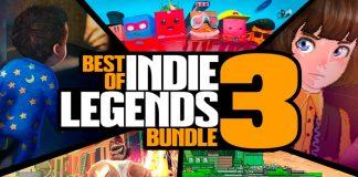 Fanatical Best of Indie Legends Bundle 3