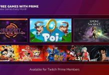 Free games with Twitch Prime for December 2018