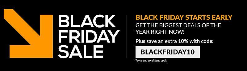 Fanatical Black Friday Sale - Day 1