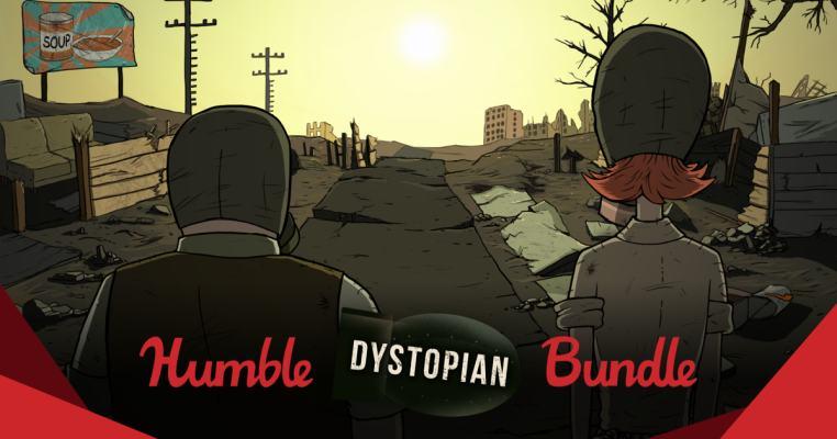 The Humble Dystopian Bundle