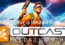 Get Outcast - Second Contact for FREE on Humble Bundle