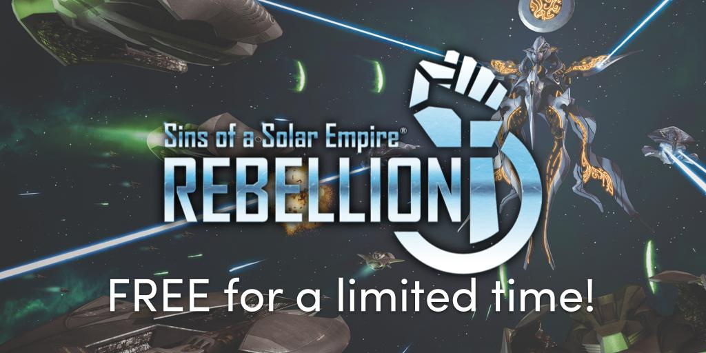 Get Sins of a Solar Empire for FREE on Steam | Indie Game Bundles
