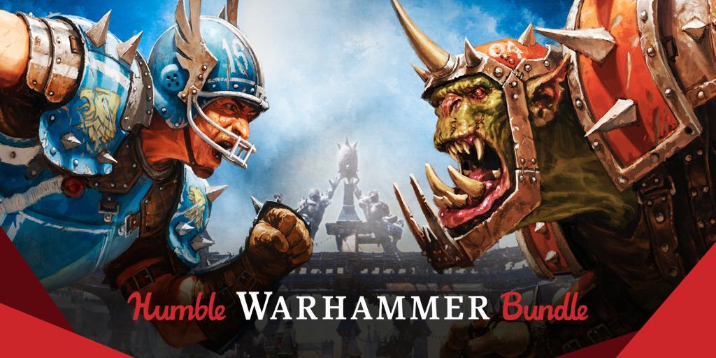 The Humble Warhammer Bundle