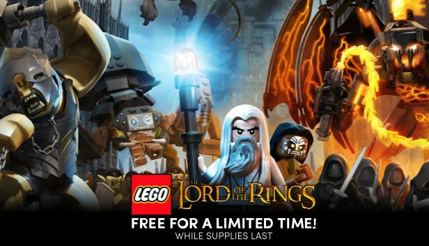 Get LEGO Lord of the Rings for FREE on Humble Bundle