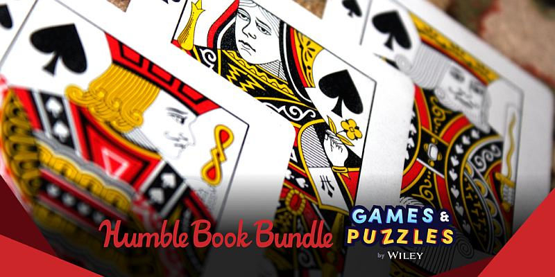 The Humble Book Bundle: Games & Puzzles by Wiley