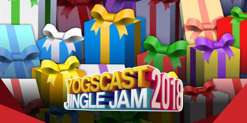 The Humble Yogscast Jingle Jam 2018