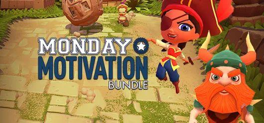 IndieGala Monday Motivation Bundle 64