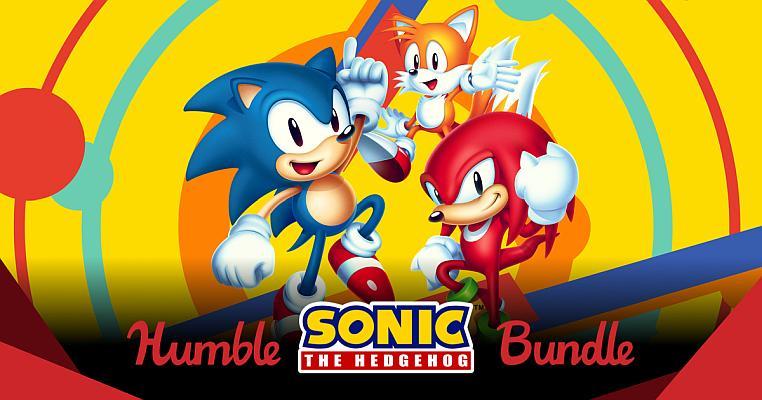 The Humble Sonic Bundle