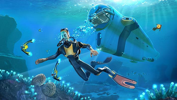 Subnautica is free at Epic Games Store for 2 weeks