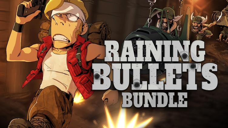 Fanatical Raining Bullets Bundle