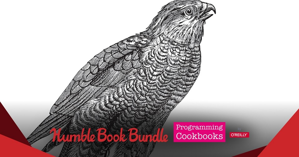 The Humble Book Bundle Programming Cookbooks by OReilly