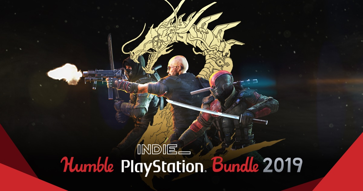 The Humble Indie PlayStation Bundle 2019