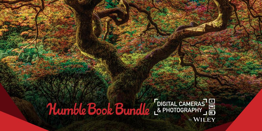 The Humble Book Bundle: Digital Cameras & Photography by Wiley