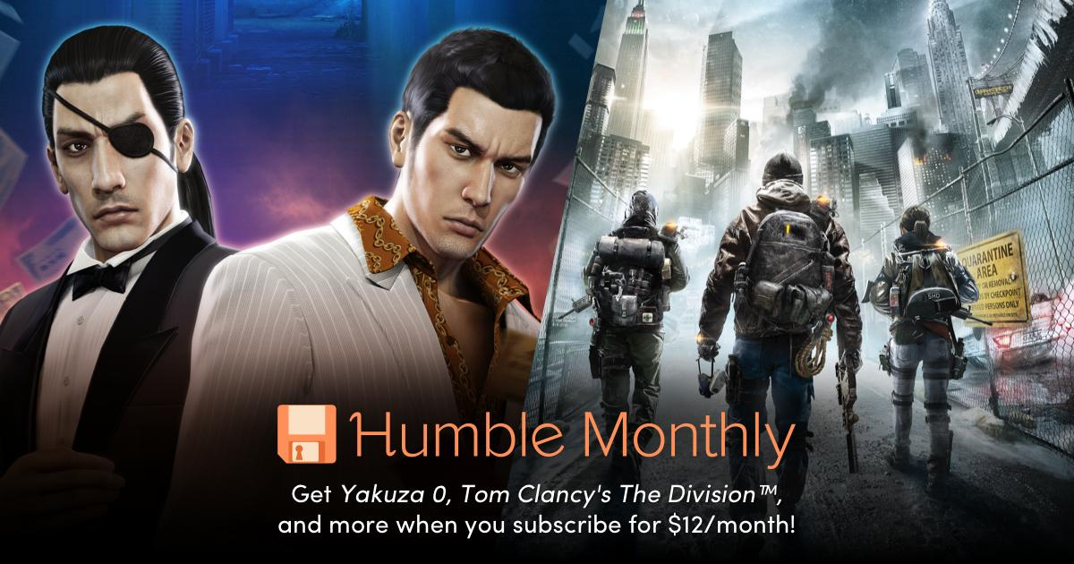 Humble Monthly Bundle February 2019