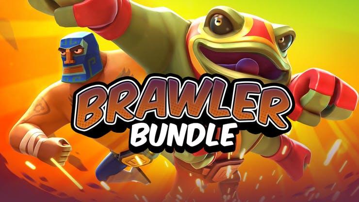 Fanatical Brawler Bundle