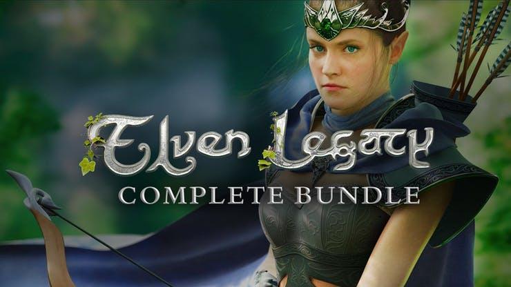 Fanatical Elven Legacy Complete Bundle