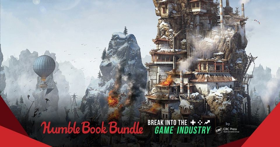 The Humble Book Bundle Break into the Game Industry by CRC Press