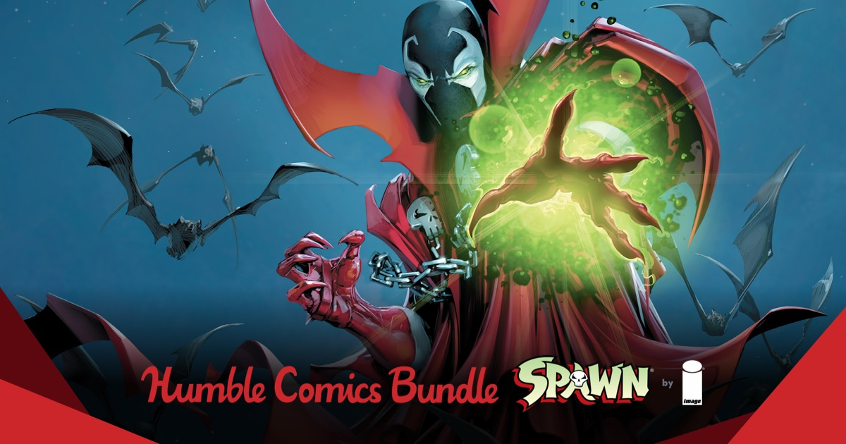 The Humble Comics Bundle Spawn by Image Comics