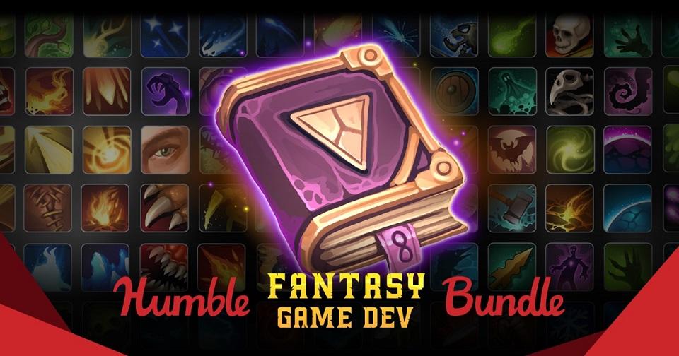 The Humble Fantasy Game Dev Bundle